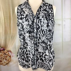 Elementz Sleeveless Blouse